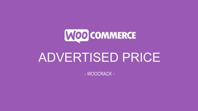 woocrack advertised price