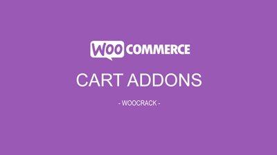 woocrack cart addons