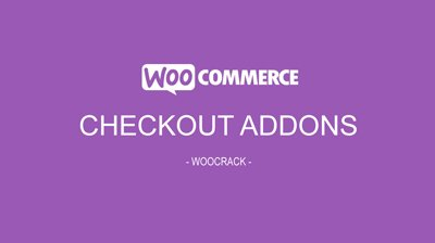 woocrack checkout addons