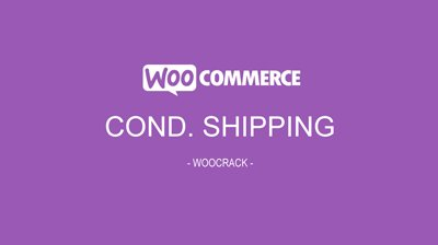 woocrack cond. shipping