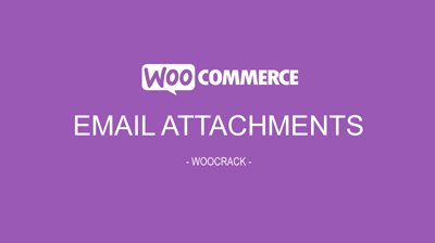 woocrack email attachments