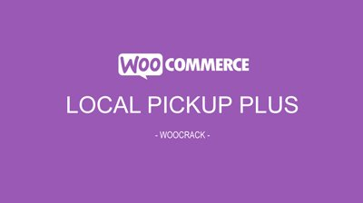 woocrack local pickup plus