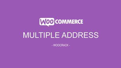 woocrack multiple address
