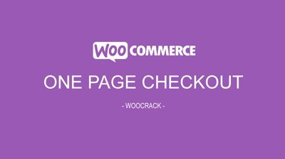 woocrack one page checkout