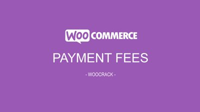 woocrack payment fees