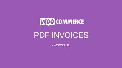 woocrack pdf invoices