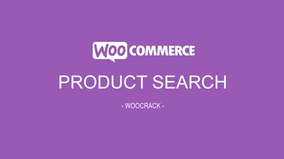 woocrack product search
