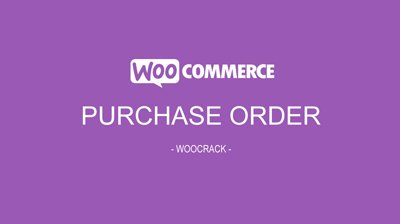woocrack purchase order