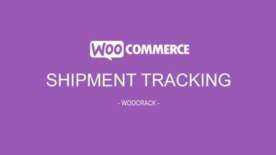 woocrack shipment tracking