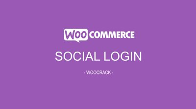 woocrack social login