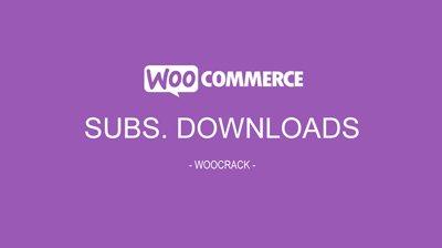 woocrack subs. downloads