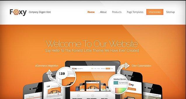 Elegant Themes Foxy WooCommerce Themes