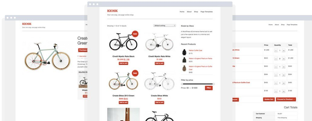 OboxThemes Kiosk WooCommerce Themes