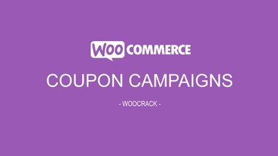 woocrack coupon campaigns