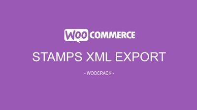 woocrack stamps xml export
