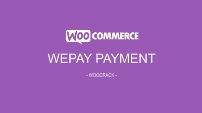woocrack wepay payment
