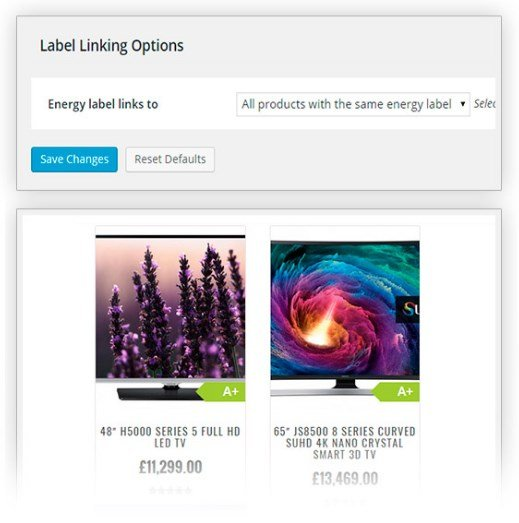 YITH WooCommerce EU Energy Label Premium