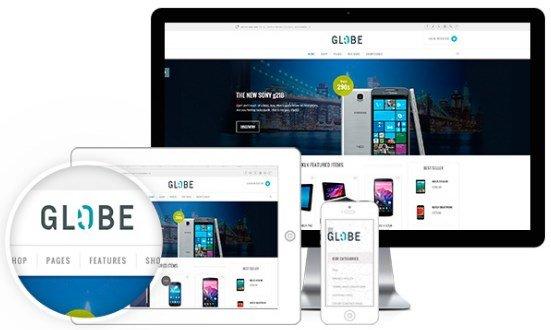 YITH Globe Premium WooCommerce Themes