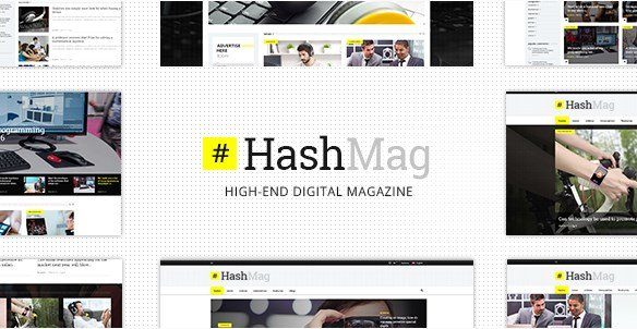 HashMag - High-End Digital Magazine