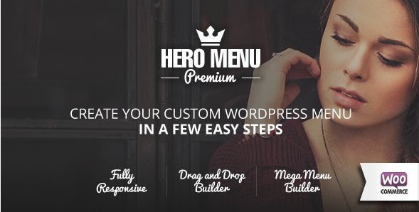 Hero Menu - Responsive WordPress Mega Menu Plugin