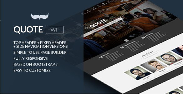 Quote - Responsive Multi Purpose Theme