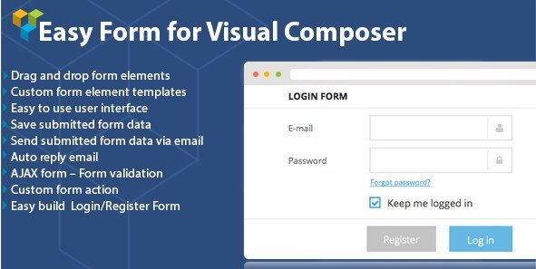 DHVC Form - Wordpress Form for Visual Composer
