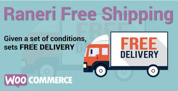 Conditional Free Shipping - WooCommerce Plugin