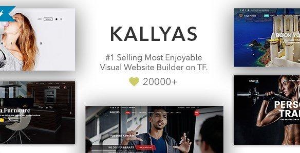 [GET] KALLYAS – Responsive Multi-Purpose WordPress Theme v4.11.1