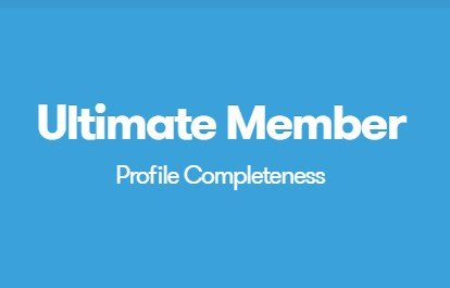Ultimate Member Profile Completeness