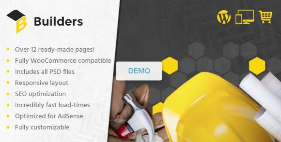 MyThemeShop Builders WordPress Theme