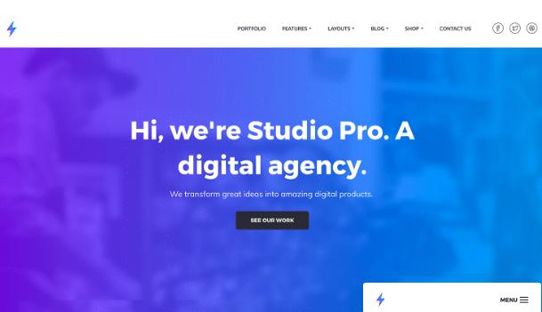 StudioPress Studio Pro Theme