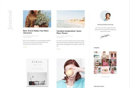Themes Kingdom Veni WordPress Theme