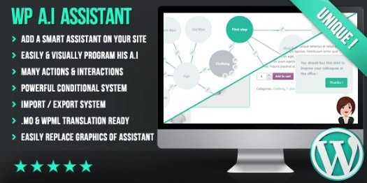 WP A.I Assistant Wordpress Plugin